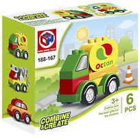 Фото Kids Home Toys Combine&Create в ассортименте (188-167)