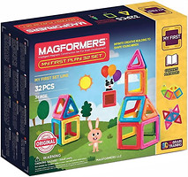 Magformers My First Play 32 Set (702011)