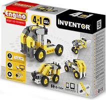Фото Engino Inventor Строительная техника 4 модели (0434)