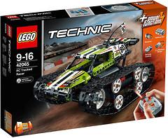 Фото LEGO Technic Скоростной вездеход (42065)