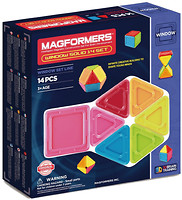 Magformers Window Solid 14 Set (714005)