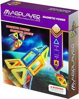 Magplayer Магнитный конструктор 20 элементов (MPA-20)