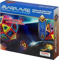 Фото Magplayer Магнитный конструктор 45 элементов (MPA-45)