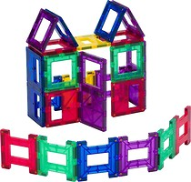 Playmags Магнитный конструктор 24 элемента (PM162)