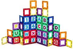 Playmags Магнитный конструктор 36 элементов (PM168)
