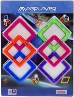 Magplayer Магнитный конструктор 6 элементов (MPC-6)