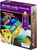 Magplayer Магнитный конструктор 14 элементов (MPB-14)