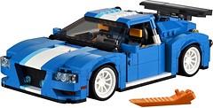 Фото LEGO Creator Гоночный автомобиль (31070)