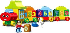 Фото Kids Home Toys Number Train (188-22)