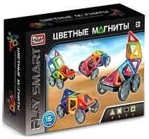 Play Smart Цветные магниты (2426)