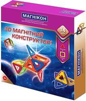 Фото Магникон Конструктор магнитный (MK-14)