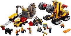 Фото LEGO City Шахта (60188)