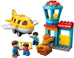 Фото LEGO Duplo Аэропорт (10871)