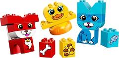 Фото LEGO Duplo Мои первые питомцы (10858)