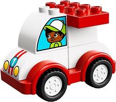 Фото LEGO Duplo Мой первый гоночный автомобиль (10860)