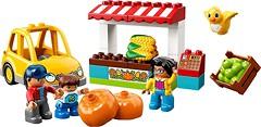 Фото LEGO Duplo Фермерский рынок (10867)