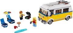 Фото LEGO Creator Солнечный фургон серфингиста (31079)