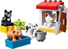 Фото LEGO Duplo Животные на ферме (10870)