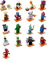LEGO Minifigures Минифигурки 18 серия (71021)