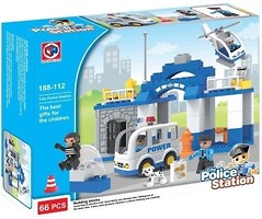 Фото Kids Home Toys Police Station (188-112)
