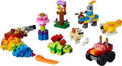 Фото LEGO Classic Базовый набор кубиков (11002)