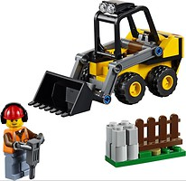 Фото LEGO City Строительный погрузчик (60219)