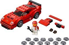 Фото LEGO Speed Champions Ferrari F40 Competizione (75890)