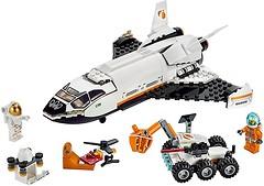 Фото LEGO City Шаттл для исследований Марса (60226)