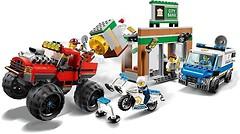 Фото LEGO City Ограбление полицейского монстр-трака (60245)