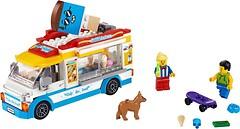 Фото LEGO City Фургон с мороженым (60253)