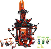 Фото LEGO Ninjago Императорский храм Безумия (71712)