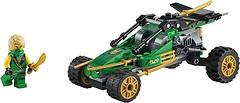 Фото LEGO Ninjago Тропический внедорожник (71700)
