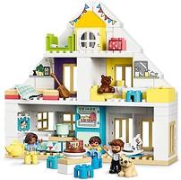 Фото LEGO Duplo Модульный игрушечный дом (10929)