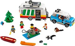 Фото LEGO Creator Отпуск в доме на колесах (31108)