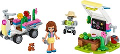 Фото LEGO Friends Цветочный сад Оливии (41425)