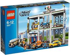 Фото LEGO City Гараж (4207)