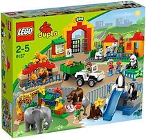 LEGO Duplo Большой зоопарк (6157)