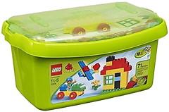 Фото LEGO Duplo Большой набор кубиков (5506)