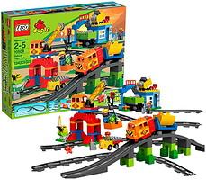 Фото LEGO Duplo Большой поезд Делюкс (10508)