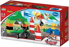 Фото LEGO Duplo Воздушная гонка Рипслингера (10510)