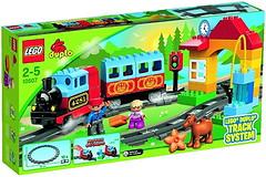 Фото LEGO Duplo Мой первый поезд (10507)
