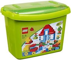 Фото LEGO Duplo Набор кубиков Делюкс (5507)