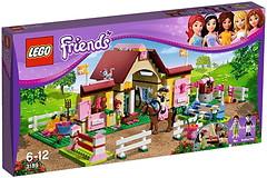 LEGO Friends Конюшня Хартлейка (3189)