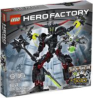 LEGO Hero Factory Черный Фантом (6203)