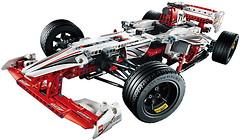 Фото LEGO Technic Гоночный автомобиль Гран-При (42000)