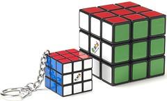 Фото Rubik's Кубик Рубика и Мини-кубик Рубика 3x3 (RK-000319)