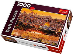 Фото Trefl Крыши Иерусалима (33032)