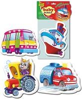 Фото Vladi Toys Машины помощники (VT1106-08)