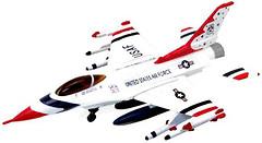 Фото 4D Master Самолет F-16C Thunderbirds (26204)