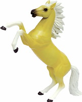 Фото 4D Master Скачущая кремовая лошадь (26525)
